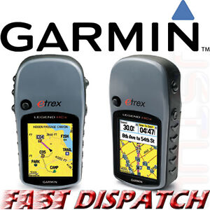 garmin etrex h handheld gps navigator user manual