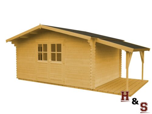 gartenhaus schleppdach 320x320 cm holz schuppen ger tehaus 34 mm g nstig ebay. Black Bedroom Furniture Sets. Home Design Ideas