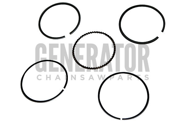 Gas Honda GX120 GXV120 Engine Motor Generator Lawn Mower Piston Ring 60mm Parts