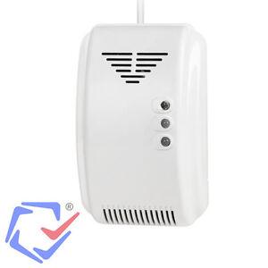 Gas-Kohlenmonoxidmelder-Detector-Detektor-CO-Melder-Alarm-Kohlenmonoxid-Butan