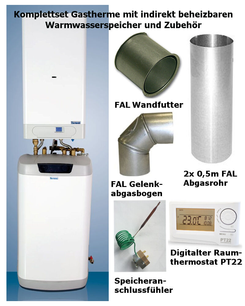 Tolle Warmwasser Gaskessel Ideen - Elektrische Schaltplan-Ideen ...