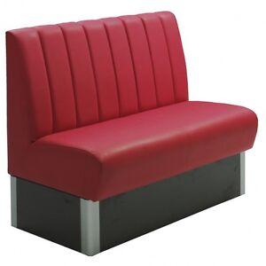 gastronomie sitzbank amerikan dinerbank auch gastro. Black Bedroom Furniture Sets. Home Design Ideas