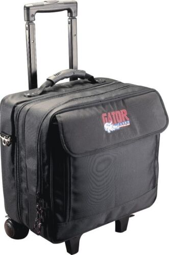 Gator GAV-1412R Rolling Laptop and Gear Case in Musical Instruments & Gear, Equipment, Cases | eBay