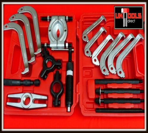 Bearing Puller Set Princess Auto : Gear bearing puller set kit hydraulic multi function
