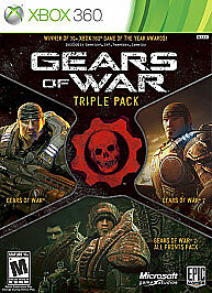 Gears of War Triple Pack  (Xbox 360, 201...