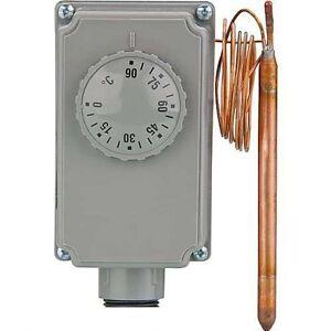 geh usethermostat gtk 7rd kapillar thermostat 0 90 c 1000mm f hler l nge ebay. Black Bedroom Furniture Sets. Home Design Ideas