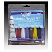 Gelcoat Repair Kit Fiberglass Boat Bathtub Countertop