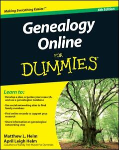 Genealogy Online for Dummies by Matthew ...