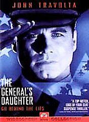 The General's Daughter (DVD, 1999, Senso...
