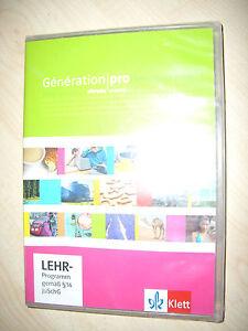Generation-pro-niveau-avance-4-Lehrer-CD-und-Lehrersoftware-alle-Loesungen