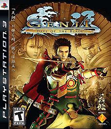 Genji: Days of the Blade (Sony PlayStati...