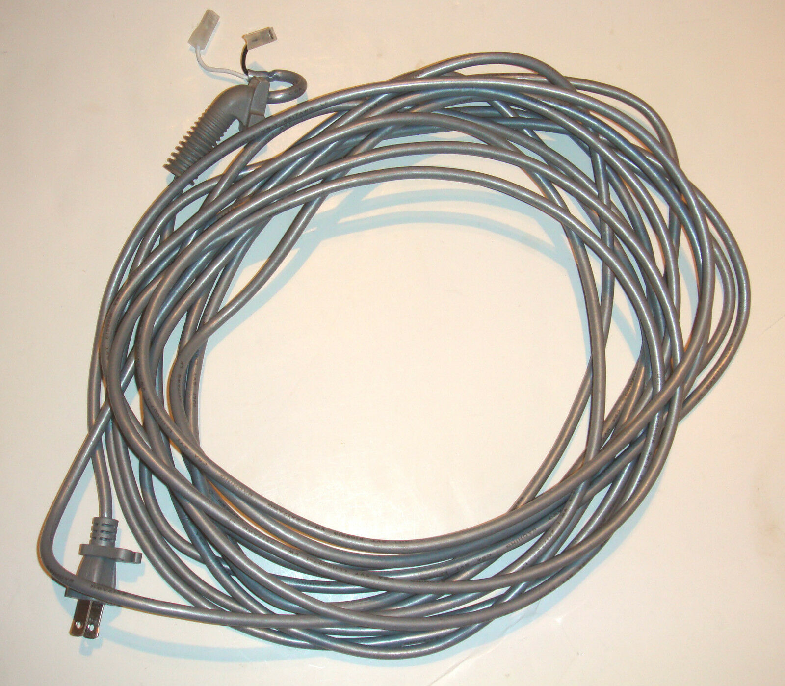 This Dyson DC07 power cord is an OEM Dyson part from a DC07 upright