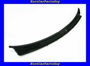 Genuine Bmw E46 Coupe Windshield Wiper Motor Cover Hood