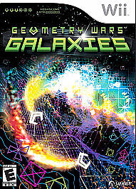 Geometry Wars: Galaxies  (Wii, 2007)