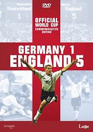 Germany 1 England 5 (DVD, 2006)