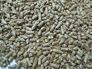 gerstenstrohpellets 3 kg lose algen im gartenteich aquarium zb10001 ebay. Black Bedroom Furniture Sets. Home Design Ideas