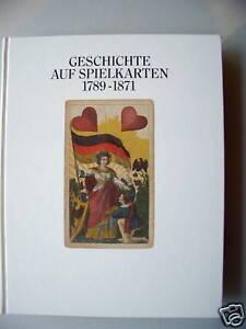 Geschichte auf Spielkarten 1789-1871 - Deutschland - Widerrufsbelehrung Widerrufsrecht Als Verbraucher haben Sie das Recht, binnen einem Monat ohne Angabe von Gründen diesen Vertrag zu widerrufen. Die Widerrufsfrist beträgt ein Monat ab dem Tag, an dem Sie oder ein von Ihnen benannter Dritte - Deutschland