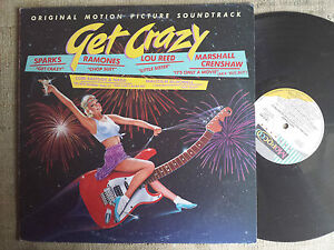 Get-Crazy-Original-Motion-Picture-Soundtrack-Sparks-Ramones-Lou-Reed-LP