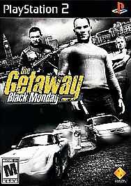 Getaway: Black Monday  (Sony PlayStation...
