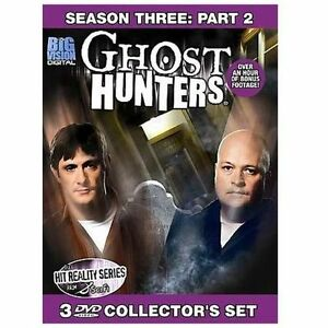 Ghost Hunters - Season 3: Part 2 (DVD, 2...