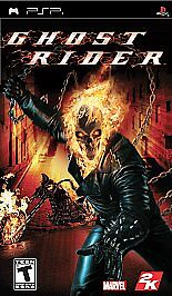 Ghost Rider  (PlayStation Portable, 2007...
