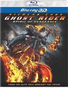 Ghost Rider: Spirit of Vengeance (Blu-ra...
