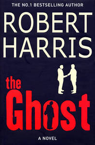 The Ghost by Robert Harris (Hardback, 20...