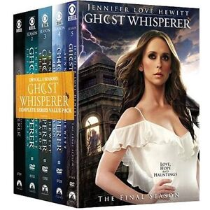 Ghost Whisperer: The Complete Series (DV...