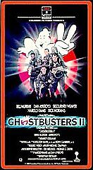 Ghostbusters 2 (VHS, 1992)