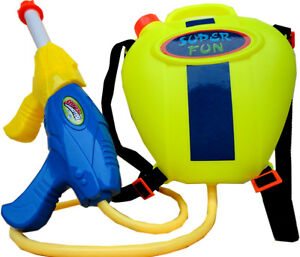 Super Soaker Water Guns With Backpack Giant Super Soaker Pla...