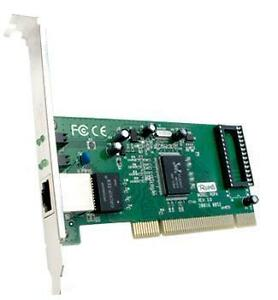Gigabit  Ethernet Adapter on Gigabit Fast Ethernet Network Pci Card Lan Adapter Nic   Ebay
