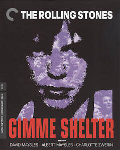 Gimme Shelter (Blu-ray Disc, 2009, Crite...