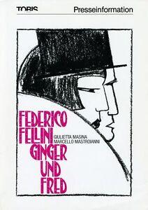 Ginger-und-Fred-ORIGINAL-Presseheft-Federico-Fellini