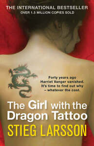 The Girl with the Dragon Tattoo by Stieg...