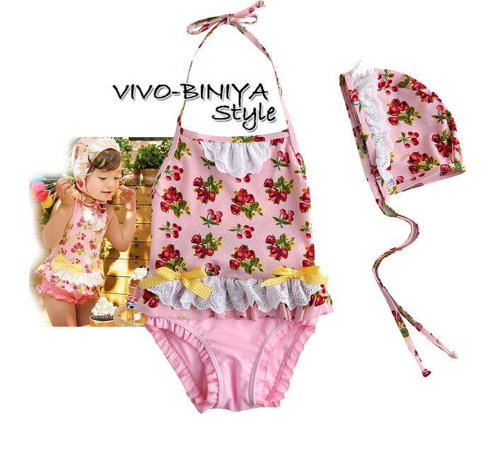 Cherry Blossoms Tankini Bikini Swimsuit Swimwear Swimming Costume 2 6