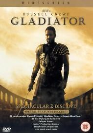 Gladiator-DVD-2-DISC-RUSSELL-CROWE-EPIC-ACTION-ADVENTURE