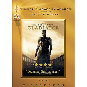 Gladiator (DVD, 2003, Limited Edition Pa...