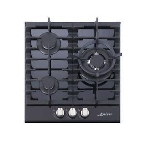 glaskeramik gaskochfeld kaiser 45cm kochfeld kochmulde gas. Black Bedroom Furniture Sets. Home Design Ideas