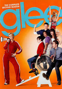 Glee: The Complete Second Season (DVD, 2...