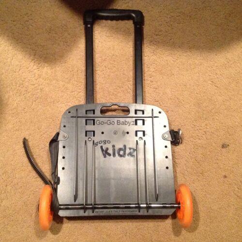 Gogo Babyz Kidz Travelmate Car Seat Qrkidz Rolling Toddler