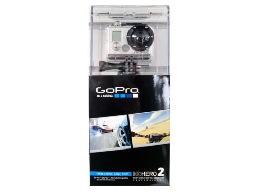 GoPro HD HERO 2 MOTORSPORTS EDITION FULL 1080p CAMERA 11 MP WATERPROOF HD2 HERO2 in Cameras & Photo, Camcorders | eBay