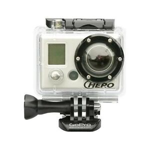 GoPro HD HERO Naked 32 GB Camcorder - Si...