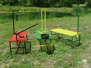 Goat Grooming Stands http://ebay.com/itm/Goat-Sheep-MILKING-STANCHION-grooming-fitting-shearing-stand-/221040953831