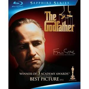 The Godfather (Blu-ray Disc, 2010, Coppo...