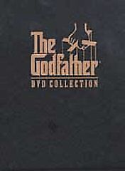 The Godfather DVD Collection (DVD, 2001,...