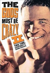 The Gods Must Be Crazy 2 (DVD, 2004)