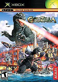 Godzilla: Save the Earth  (Xbox, 2004)