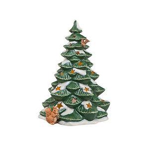 goebel figur verschneiter lichterbaum weihnachten. Black Bedroom Furniture Sets. Home Design Ideas