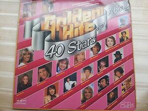 Golden-Hits-40-Stars-von-A-bis-Z