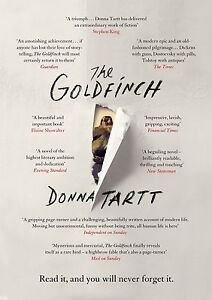 The Goldfinch by Donna Tartt (Hardback, ...